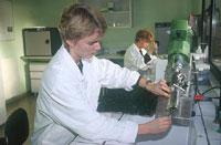 Test ELISA de recherche de virus sur pomme de terre