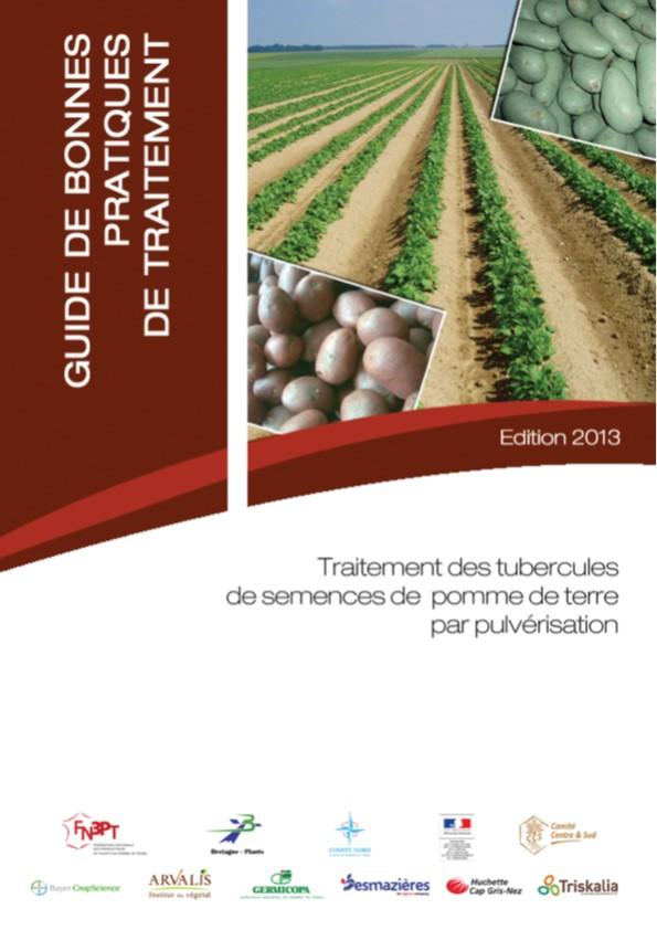 Guide de bonnes pratiques de traitement des plants le - Traitement pomme de terre ...